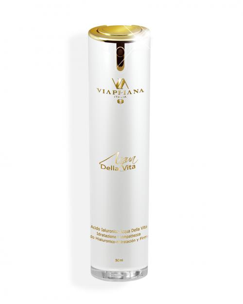 Acido Hialurónico Acqua Della Vita Máxima Hidratación y firmeza 50 ml.